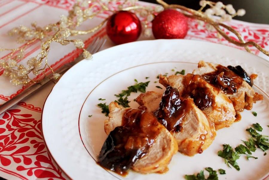 Solomillo al Pedro Ximénez - Cena de Navidad