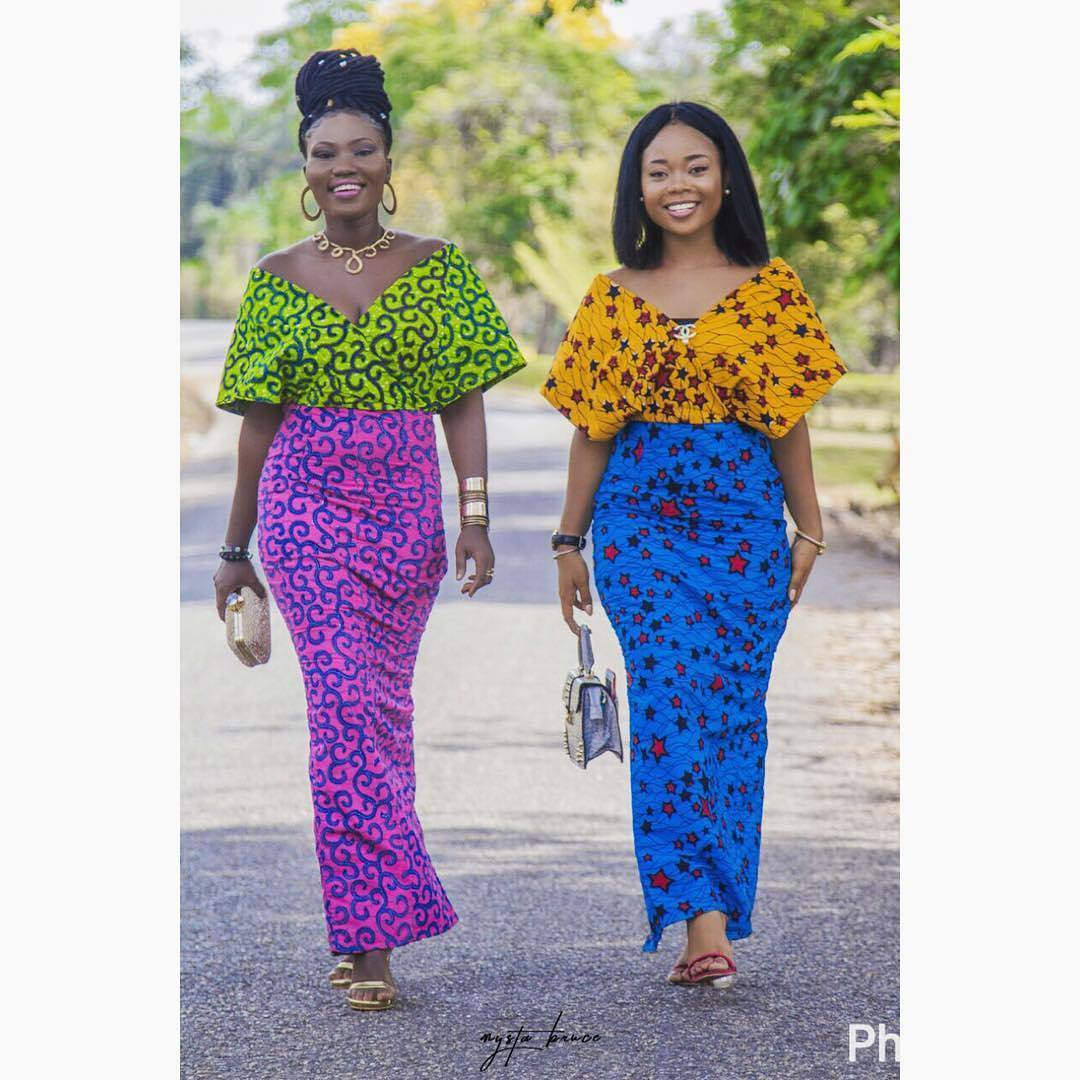 Latest Ankara Fashion Style 2018 Gowns Dresses And Tops Od9jastyles Download Latest Ankara