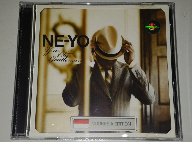 Cd Ne Yo Year Of The Gentleman Gudang Musik Shop