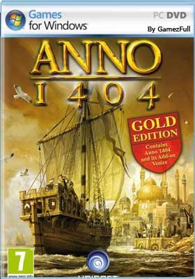 Descargar Anno 1404 pc full español mega y google drive.