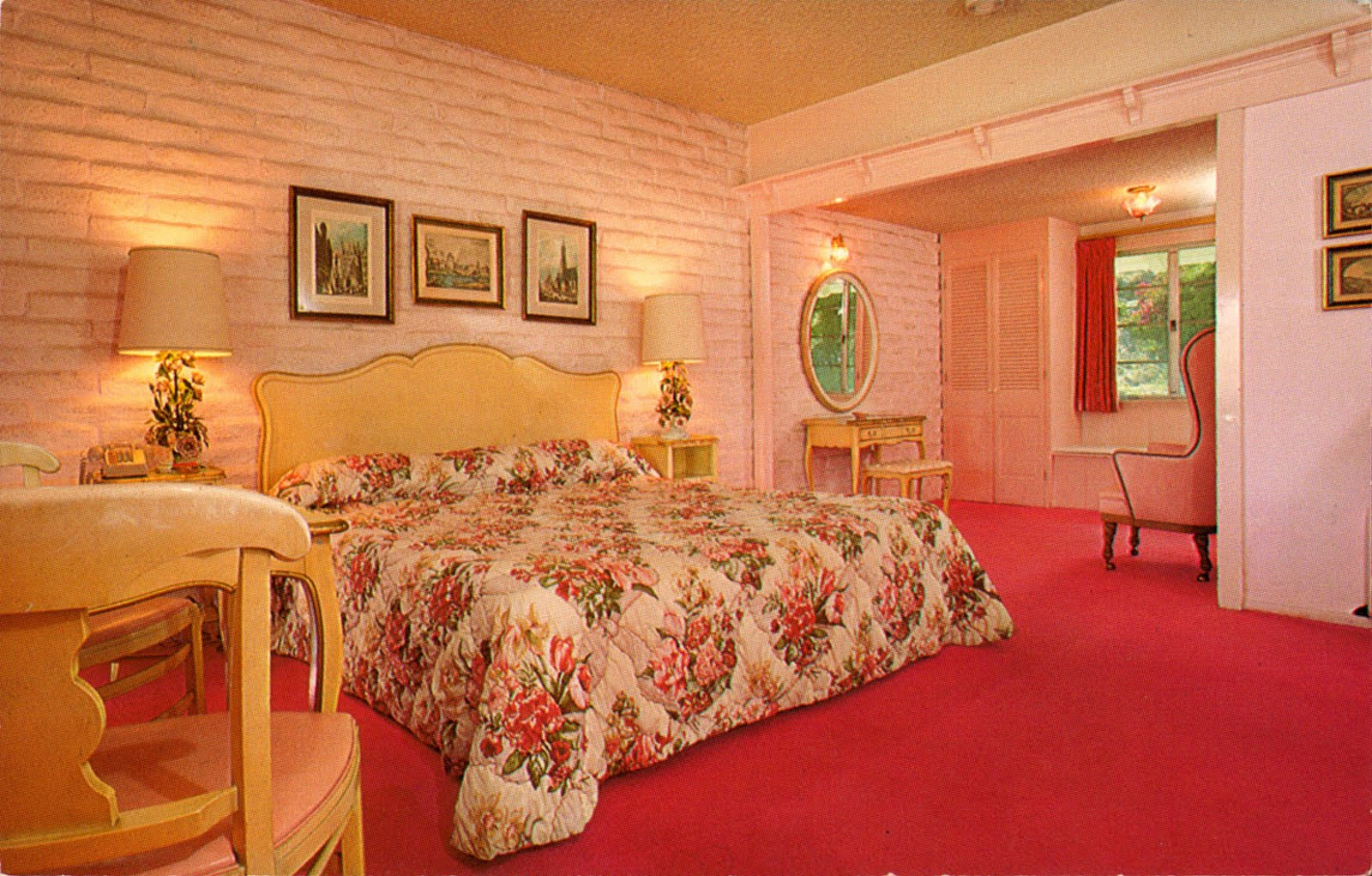 Rooms: Madonna Inn
