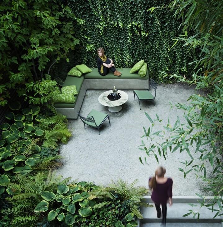 Hogares Frescos Jardines Urbanos