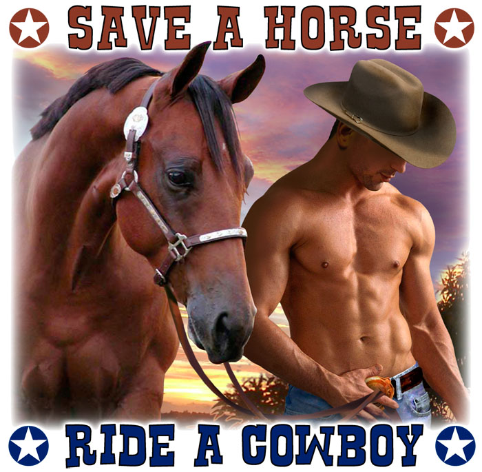 Jacking Off A Horse