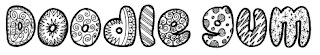 http://www.dafont.com/es/doodle-gum.font