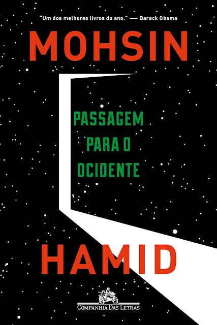 Passagem para o Ocidente Um romance - Mohsin Hamid