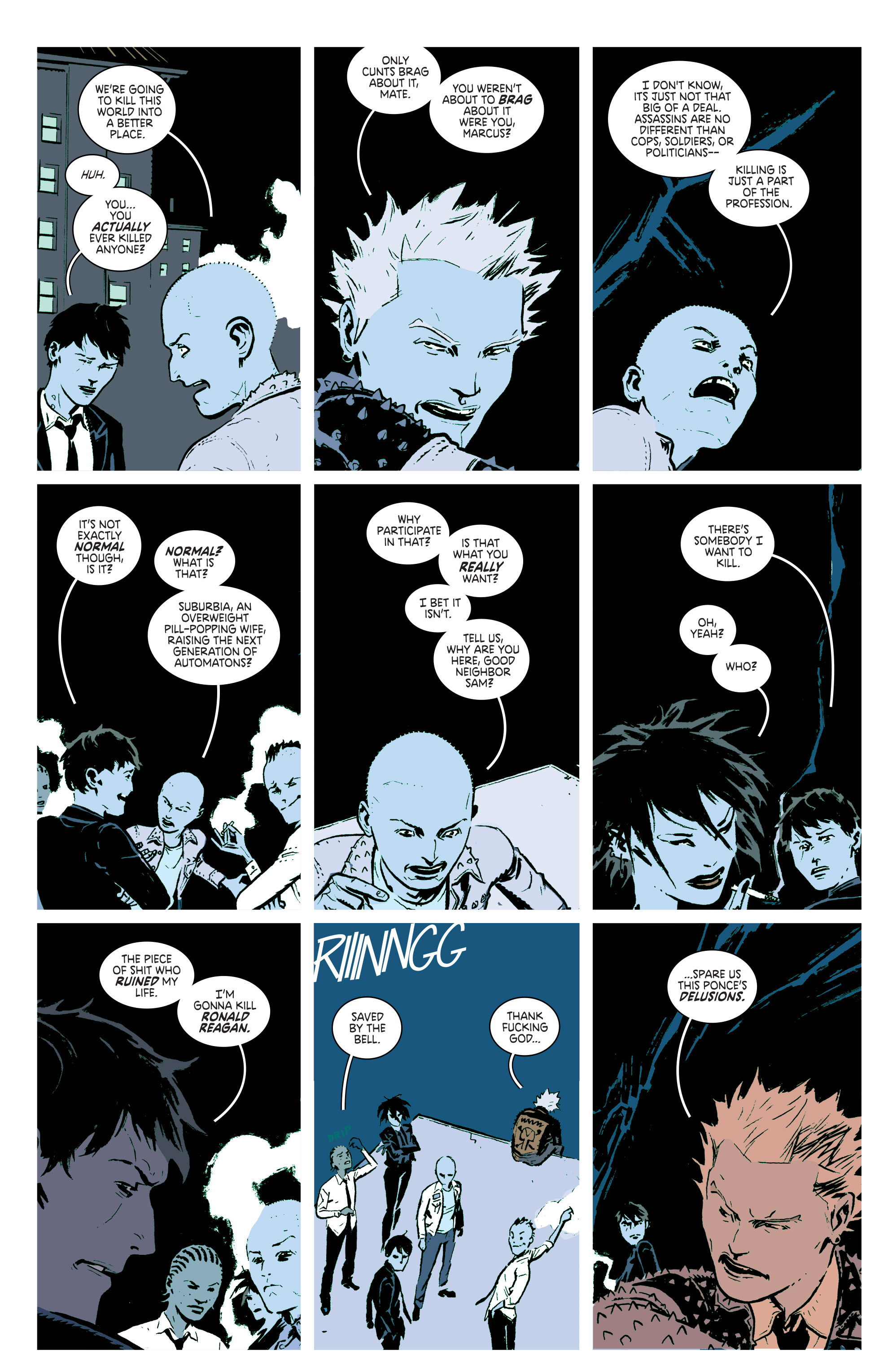 Read online Deadly Class comic -  Issue #2 - 15