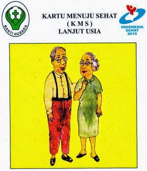 KARTU MENUJU SEHAT (KMS) LANSIA