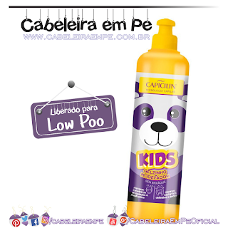Gelzinho Kids - Capicilin (Low Poo)