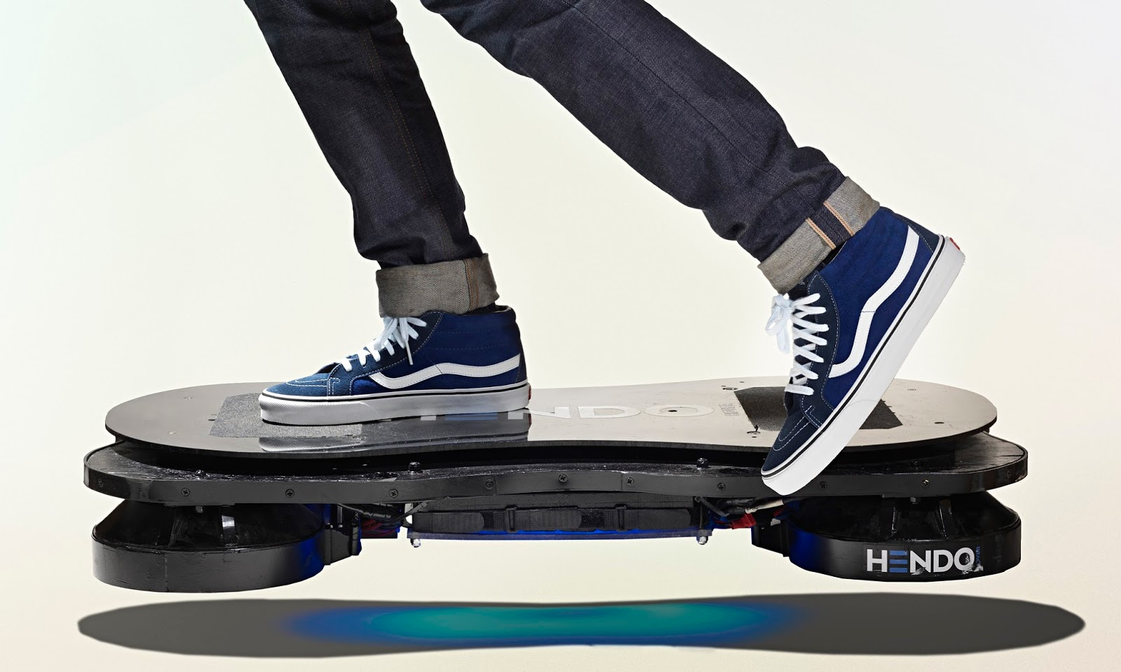 Real Working Hoverboard Hendo Hoverboard