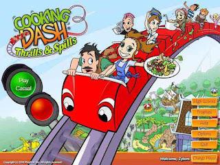 Cooking Dash 3 Game Free Download