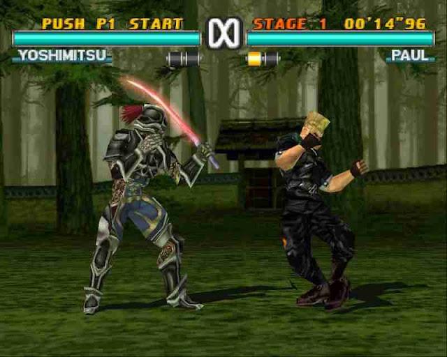 Tekken 3 Psx Rom