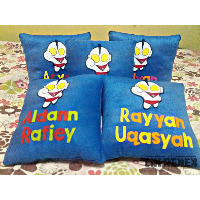 Bantal Ultraman