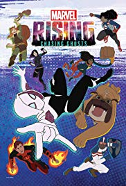 Watch Marvel Rising: Chasing Ghosts Online Free 2019 Putlocker