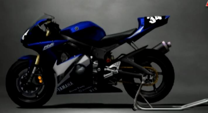 Yamaha YZF R6 2005 Racing Modify