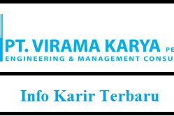 Karir PT Virama Karya (Persero)