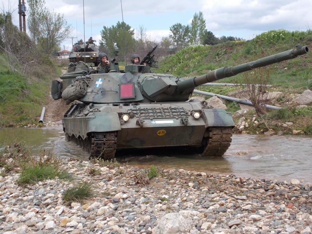 Έτοιμη η Δύναμη Άμεσης Επέμβασης Μηχανοκίνητης Ταξιαρχίας