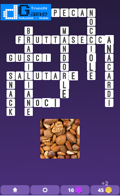 Soluzioni One Clue Crossword livello 1 schema 13 (Cruciverba illustrato)  | Parole e foto
