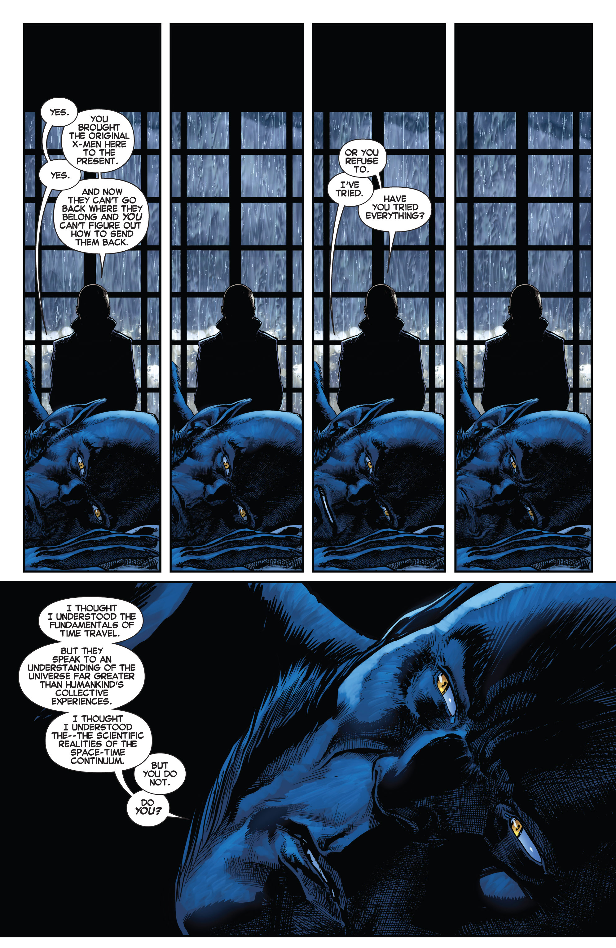 Read online All-New X-Men (2013) comic -  Issue #25 - 4