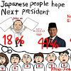 Warga Jepang Inginkan Prabowo Jadi Presiden