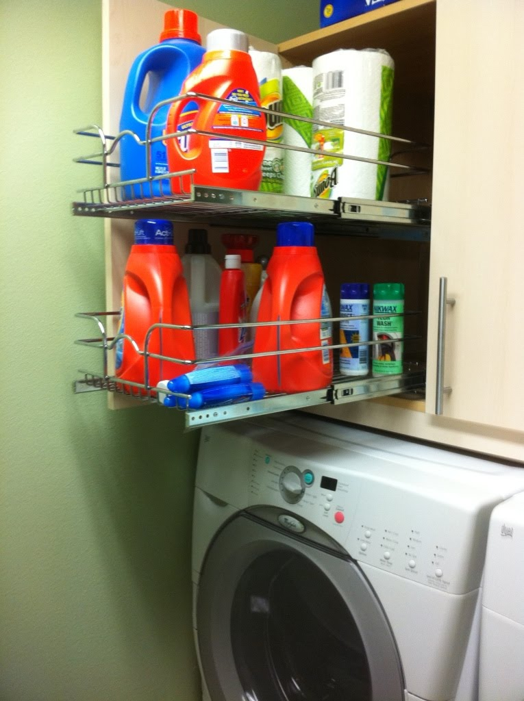 Usable Laundry Cabinet Get Home Decorating