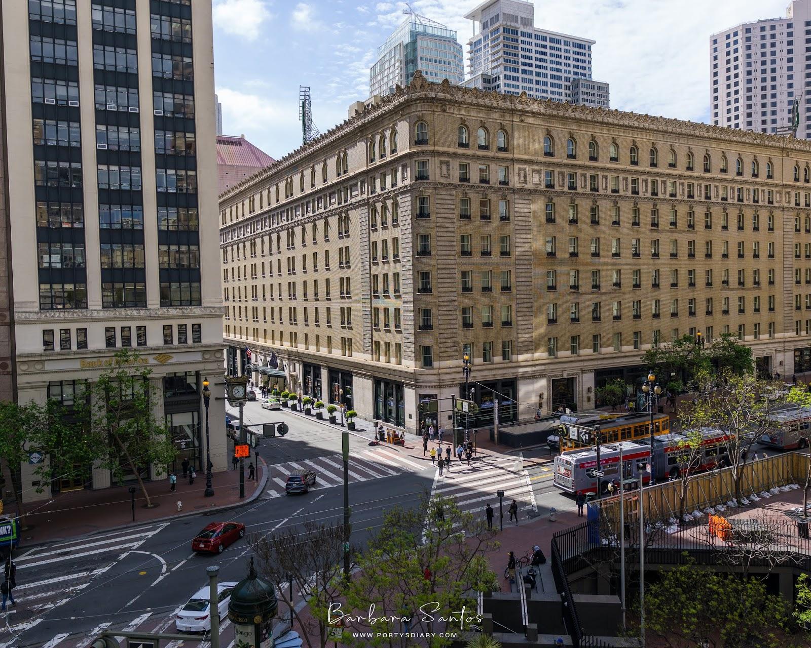Market Street - Travel - A week in San Francisco.