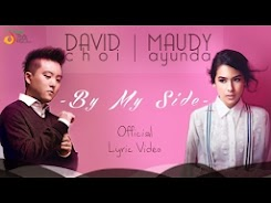 Chord Gitar Maudy Ayunda feat. David Choi - By My Side