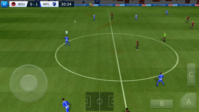 Download And Install Dream League Soccer (DLS 20) 2020 APK + OBB