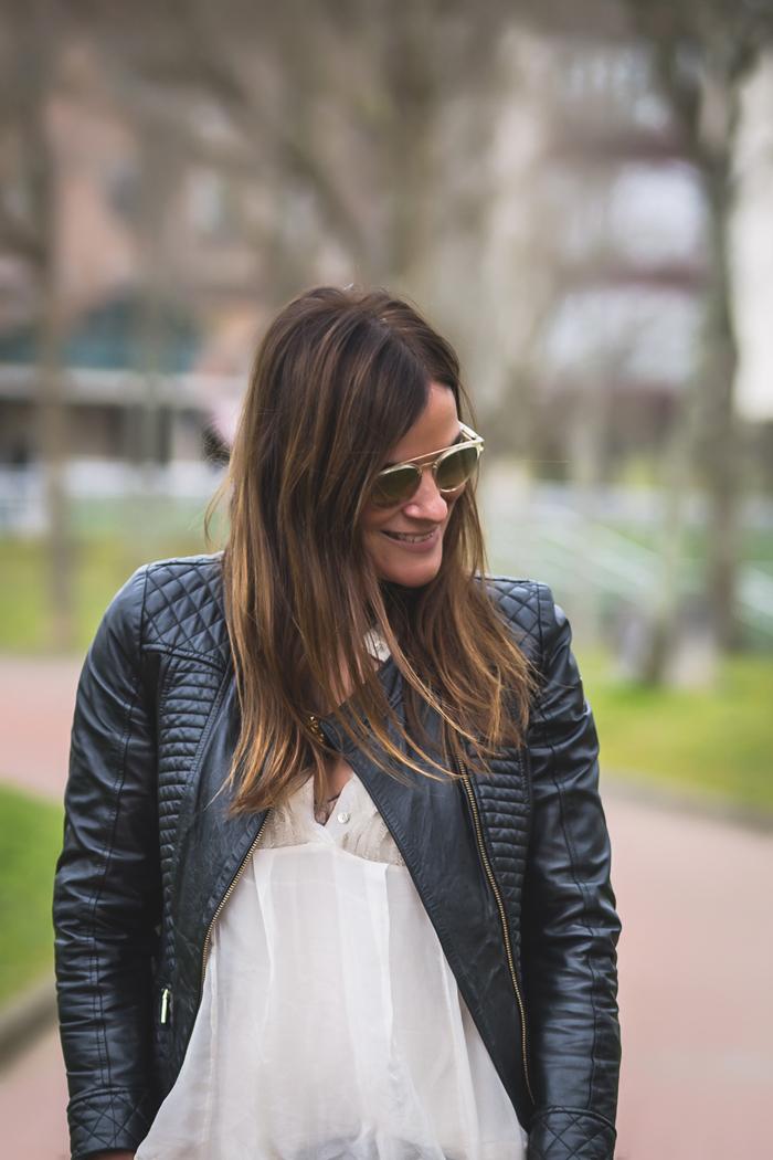 Camisa de Seda , es cuestión de estilo , Lucía Díez , Personal Shopper ,San Sebastián , stiletto , the Amity company