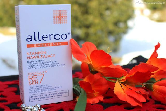 Allerco Emolienty – Szampon nawilżający