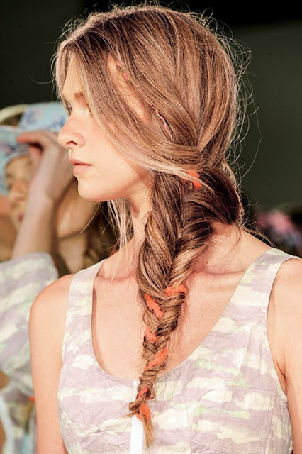 peinados con trenzas para señoras