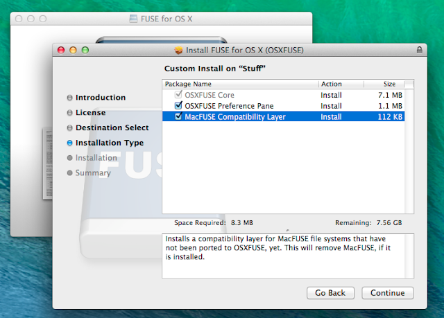 write access ntfs osx support