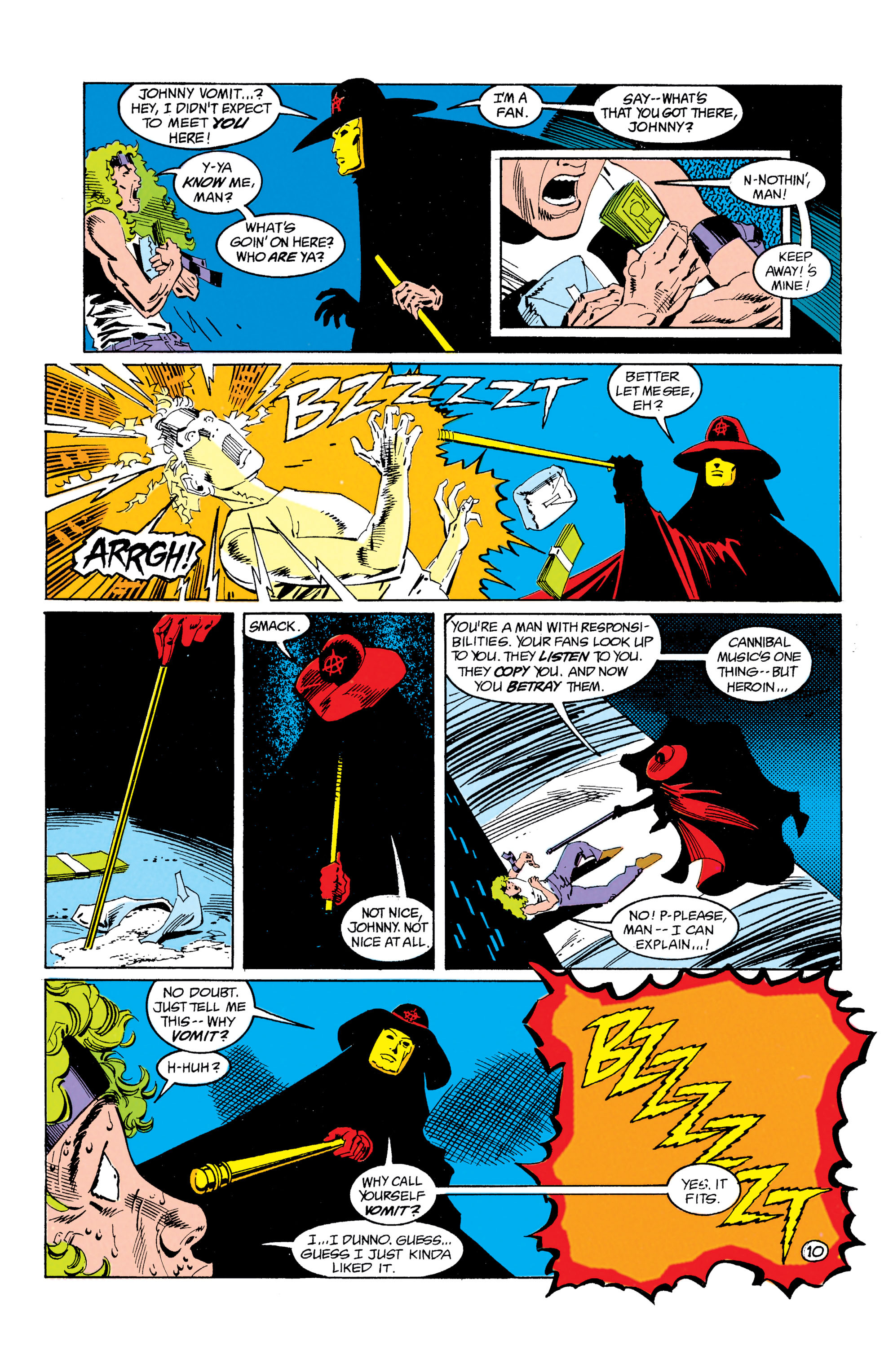 Detective Comics (1937) 608 Page 10