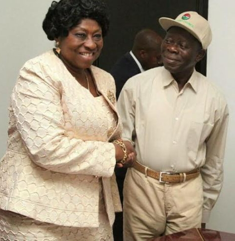 adams oshiomhole prostate cancer