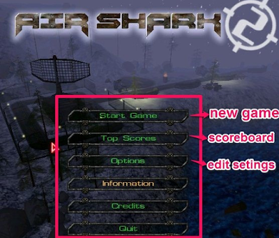 Game Perang Air Shark 2