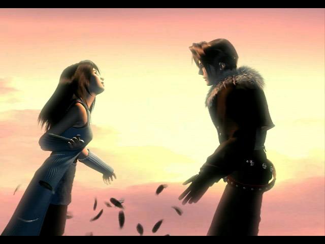 Final Fantasy VIII:n Eyes on Me