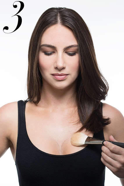How To Contour Cleavage