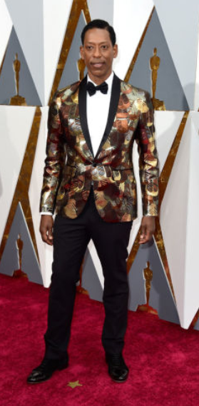 Orlando Jones OSCARS 2016