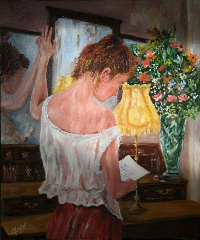 Испанский художник-самоучка. Manuel Masso Ricoy