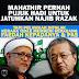 PAS Tolak Pelawaan Mahathir Untuk Jatuhkan Perdana Menteri @NajibRazak #PRKSgBesar #PRKKualaKangsar