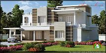 Modern Kerala House Elevation Designs