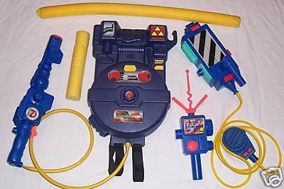 Proton Pack Toys 118