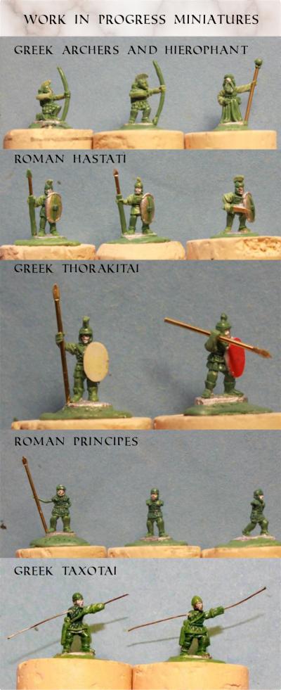 Work In Progress Miniatures