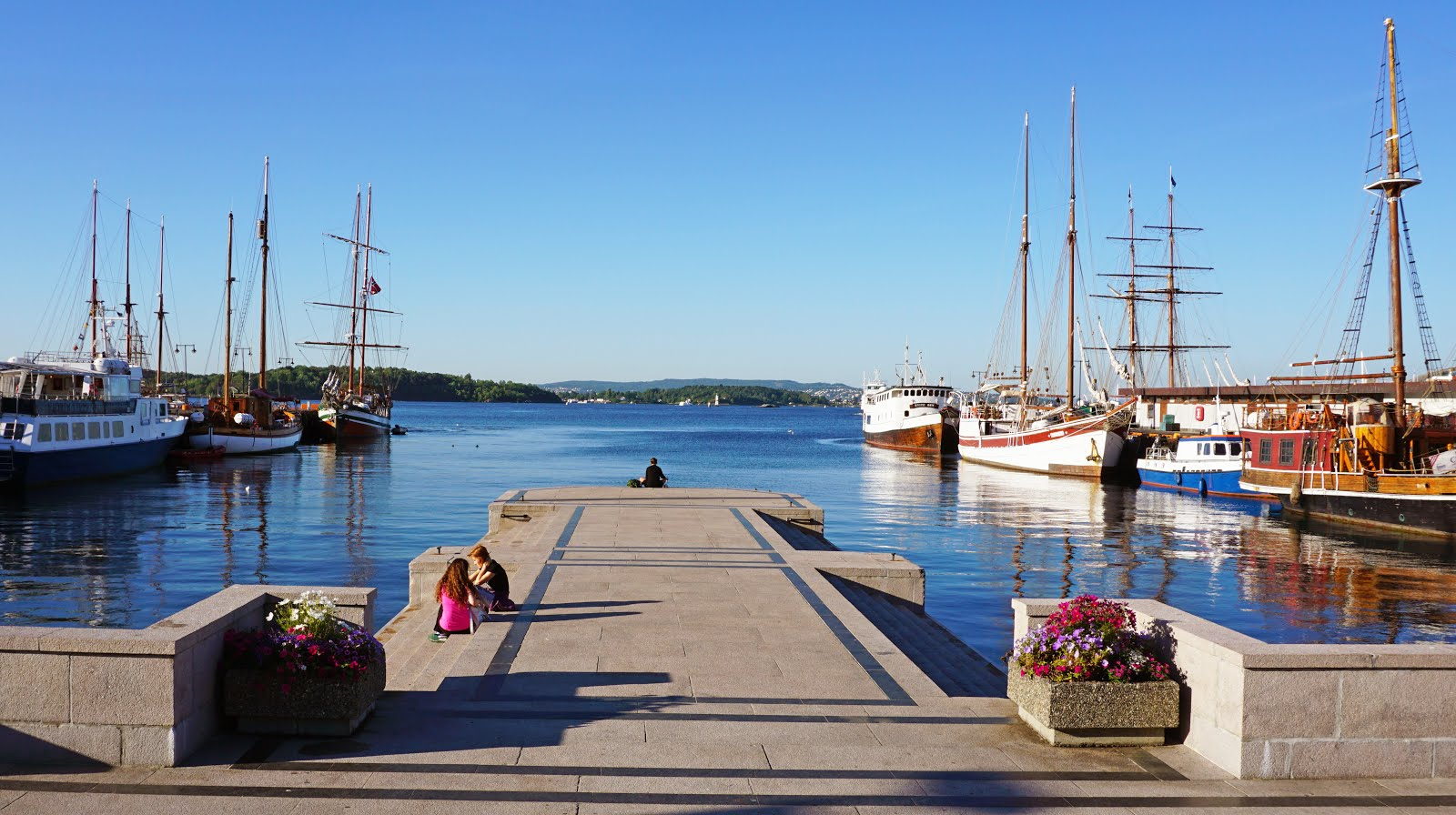 Visit Oslo, Harbour view, Visit Norway, travel with kids to Oslo