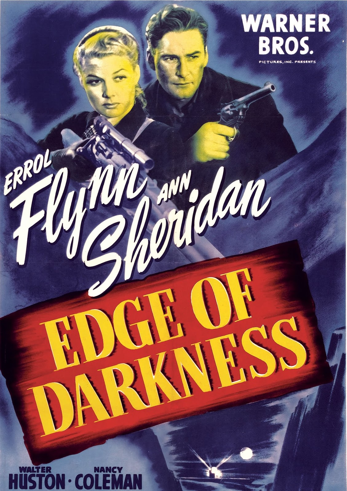 Edge Of Darkness (1943) ταινιες online seires oipeirates greek subs