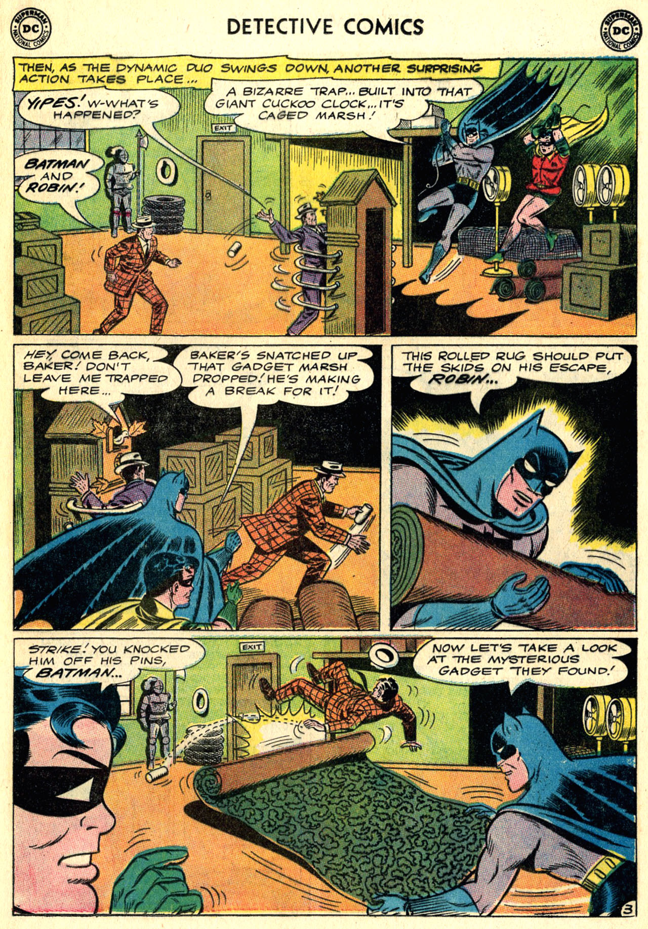 Detective Comics (1937) 313 Page 4