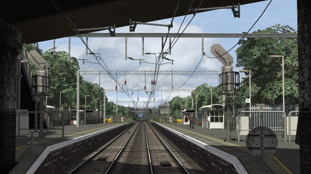 Download Train Simulator 2018 PC Games