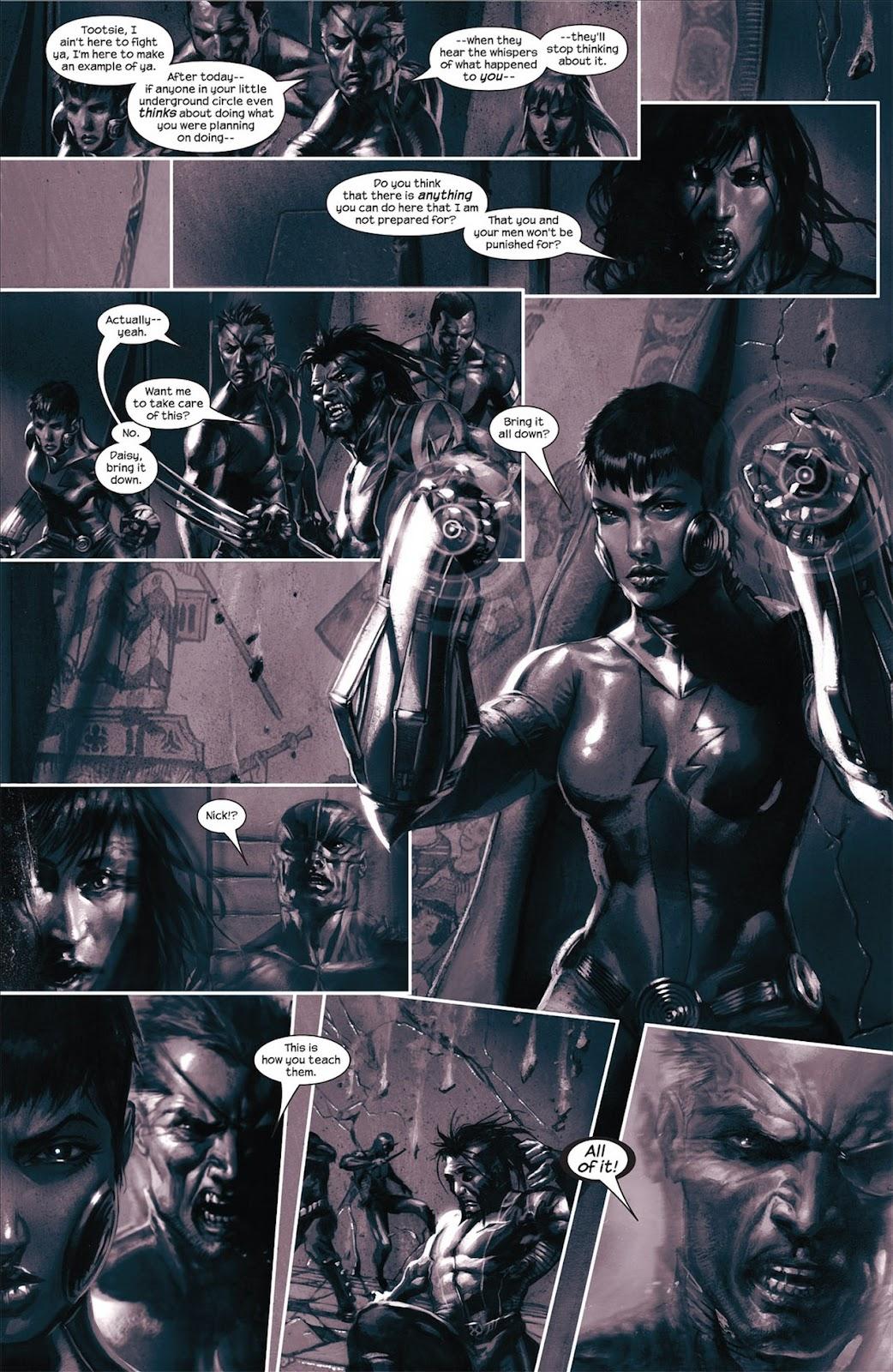 Read online Secret War comic -  Issue #5 - 20