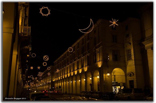 Torino - Luminarie