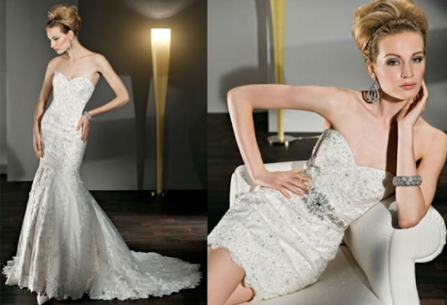 Vestidos%2B2%2Bem%2Bum13 - Uma noiva e 2 vestidos - Vestidos transformáveis 2 em 1