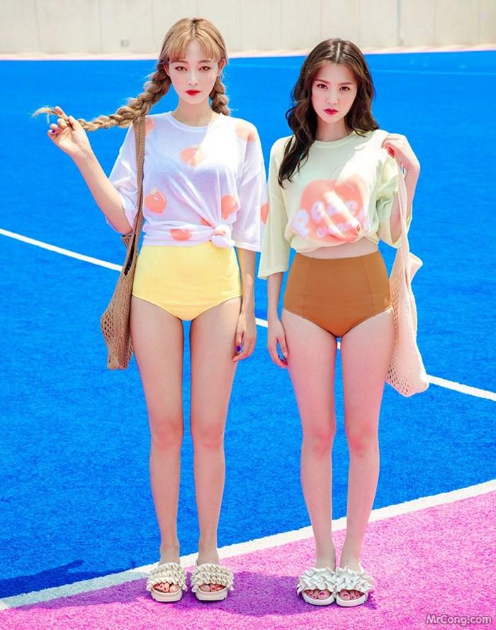 Image Lee-Chae-Eun-MrCong.com-018 in post Người đẹp Lee Chae Eun siêu gợi cảm với trang phục nội y và bikini (240 ảnh)